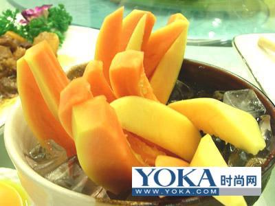 木瓜的吃法图解 青木瓜的吃法