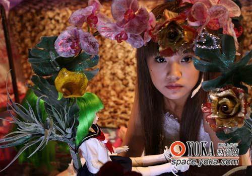兰妃-9 兰妃子的时尚图片图片