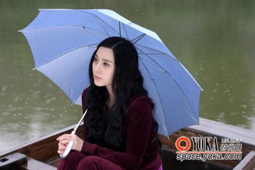 兰妃-27 兰妃子的时尚图片 YOKA时尚空间图片