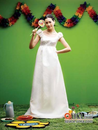 兰妃-23 兰妃子的时尚图片 YOKA时尚空间图片
