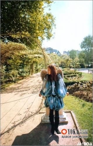 兰妃-36 兰妃子的时尚图片 YOKA时尚空间图片