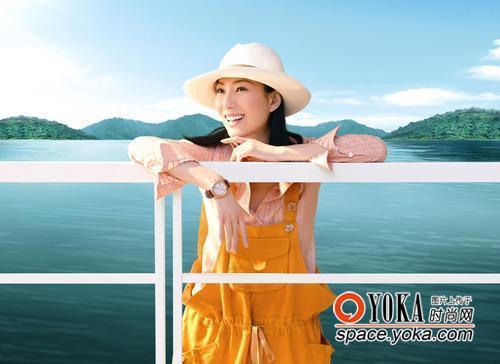 兰妃-84 兰妃子的时尚图片图片