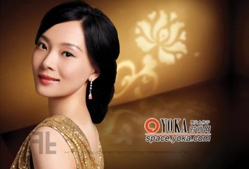 优雅的女人 lilytang0823的时尚图片 高清图片