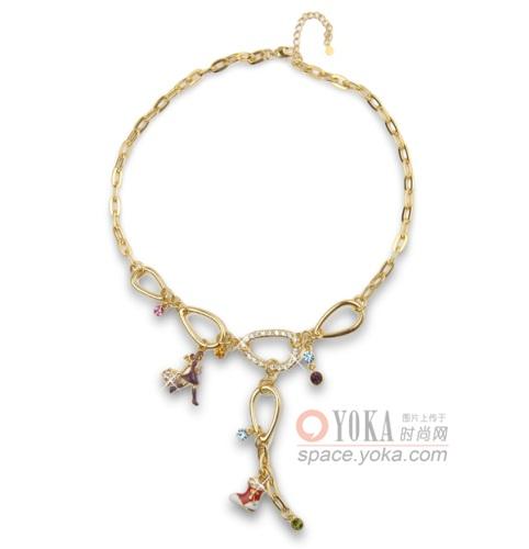 浪漫童话项链 angelina168的时尚图片 YOKA时尚空间