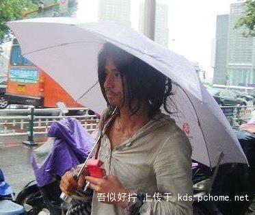 宁波潮人乞丐犀利哥--只是一个可怜的人
