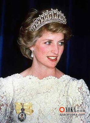 戴安娜王妃 yespearl的时尚图片