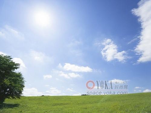 青青草原 伊荞的时尚图片 YOKA时尚空间