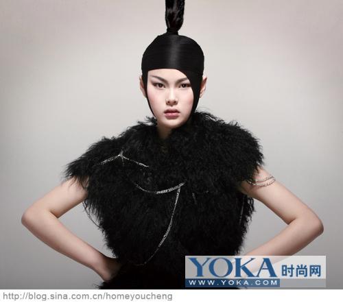 东华大学服装设计班许宁的作品