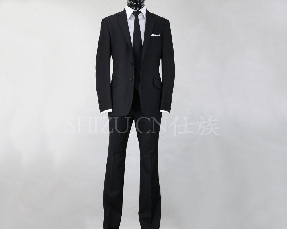 礼服西裤叠法步骤图片