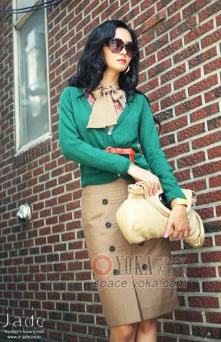 优雅女人 juddy的时尚图片 高清图片