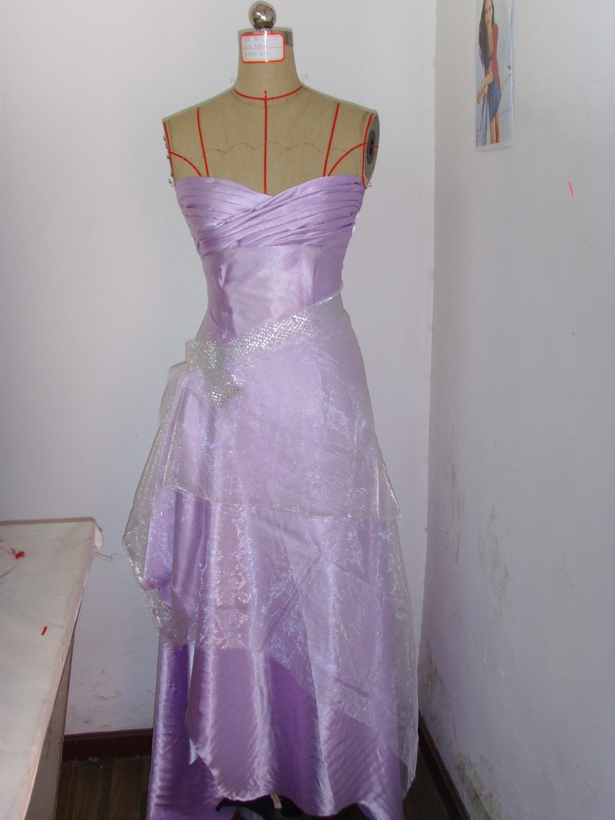 女童礼服裙裁剪图 超多图