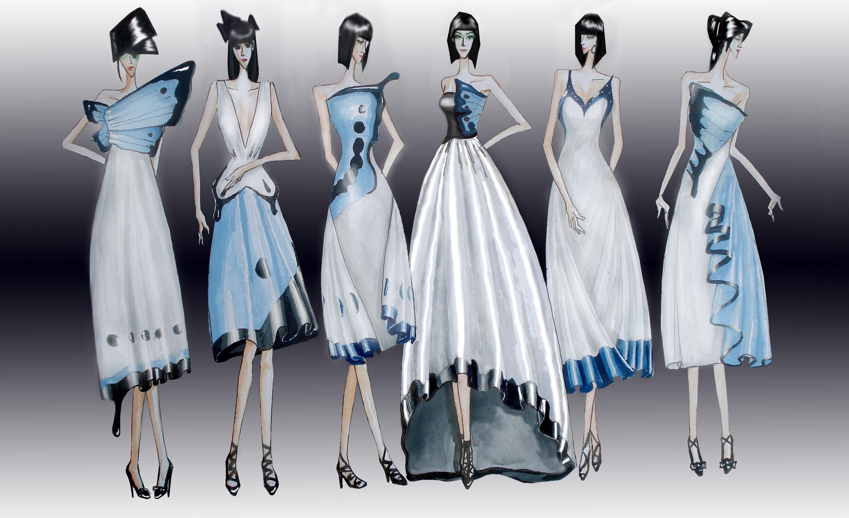 真丝面料服装设计缝制技术 丝绸面料服装制作注意点