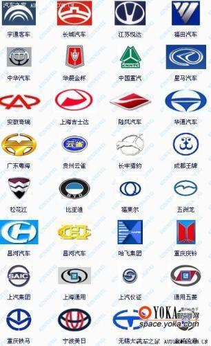 汽车标志5 曦儿的时尚图片 YOKA时尚空间