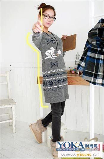 年秋季流行服装款式3:-2009秋季流行服饰