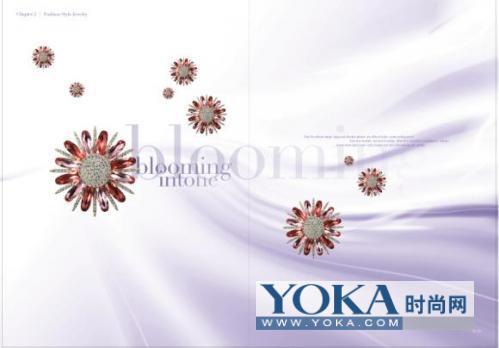 中国首届校园新锐珠宝设计手稿大赛的空间