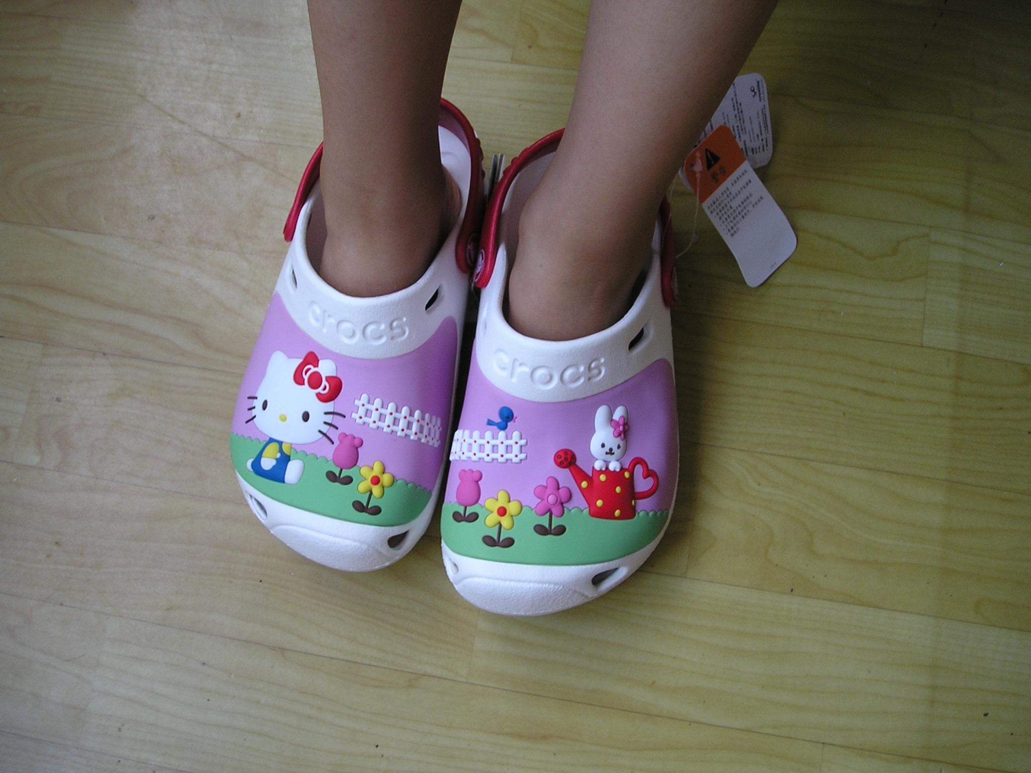 儿童雨鞋简笔画