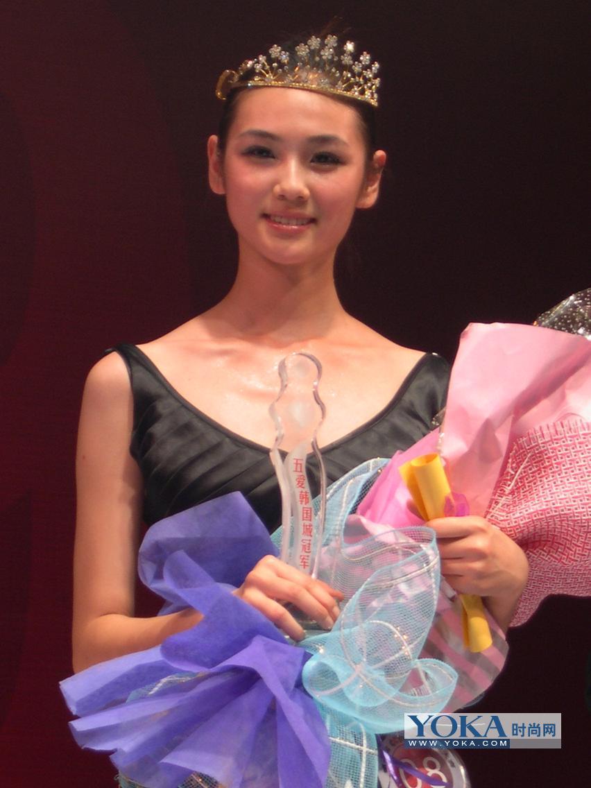 第十届cctv模特电视大赛女冠军 - xiao_qingge的
