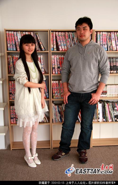 风靡日本的中国美女漫画家