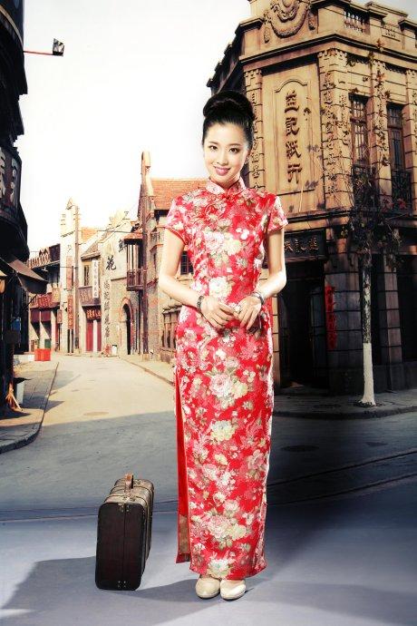 中国式符号:旗袍