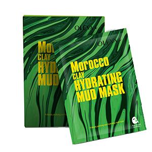 奥洛菲摩洛哥绿泥恒漾保湿面膜