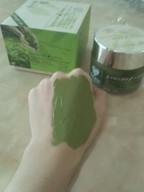 不甜不辣对龙井原生菁萃抹茶绿泥使用效果的评价草木之心龙井原生菁萃抹茶绿泥 化妆品